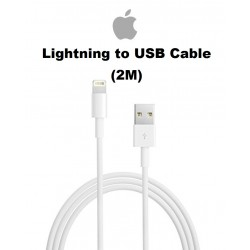 Cable USB-Lightning Apple (2M)