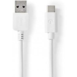 Cable USB-C USB Nedis 10CM
