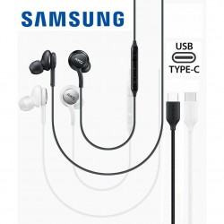 Ecouteurs Samsung AKG Type-C