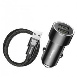 Chargeur auto Baseus 3.4A