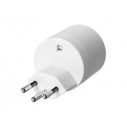 Adaptateur white Europe to...