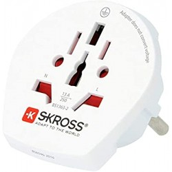 Adaptateur Skross World to...
