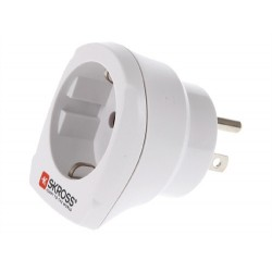Adaptateur Skross Europe to...