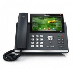 Telephone Fixe Yealink T48s