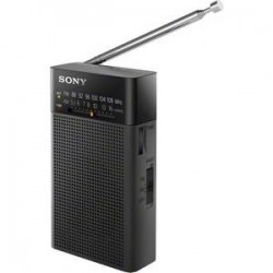 Sony Radio ICF-P26 FM/AM black